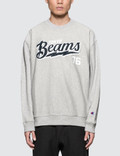 Champion Reverse Weave Beams x Champion Script Logo Sweatshirt Picture