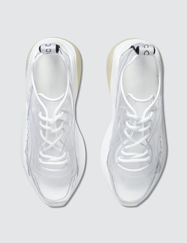 Stella McCartney Eclypse Transparent Sneakers