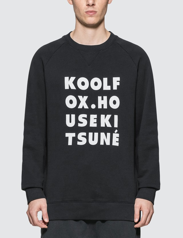 Maison Kitsune Kool Fox Sweatshirt