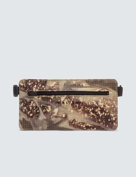 1017 알릭스 9SM 카모 벨트백 1017 ALYX 9SM Pouch Belt Bag