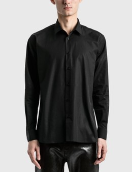 Saint Laurent Cotton Poplin Shirt