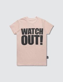 NUNUNU Watch Out T-Shirt