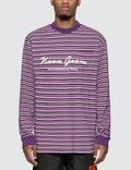 Noon Goons Patricia Stripe Long Sleeve T-Shirt Picutre