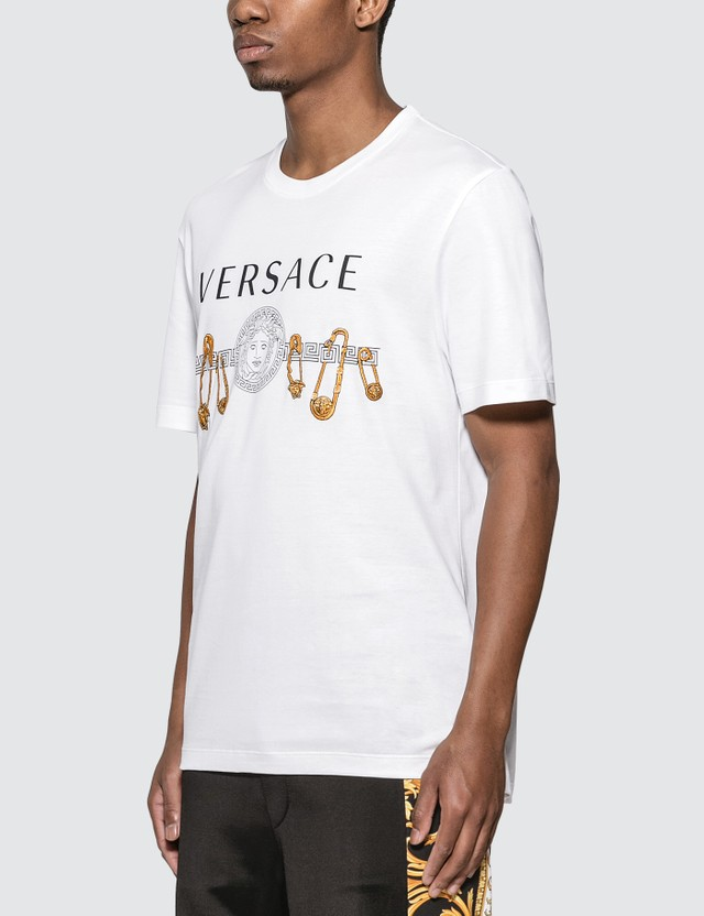Versace Safety Pin T-shirt