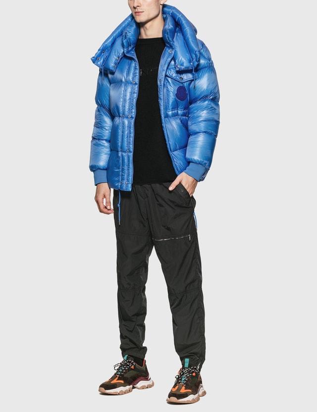 Moncler Lamentin Jacket Blue Men