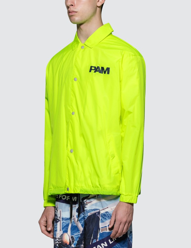 Perks and Mini Alien Morphosis Coach Jacket