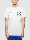 Off-White Flamed Bart S/S Slim T-Shirt Picture