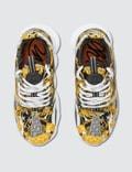 Versace Greek Key Reaction Sneakers