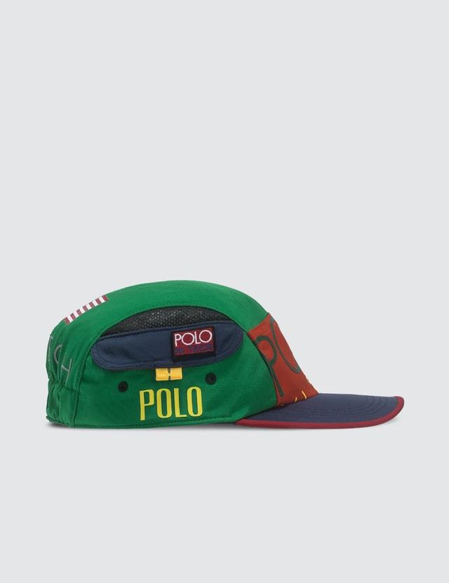 51d7b9b4 Polo Ralph Lauren - Hi Tech 5 Panel Cap | HBX