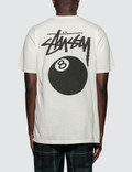 Stussy 8 Ball Pig. Dyed T-Shirt Picture