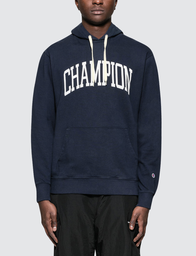 Champion Japan Arch Logo Hoodie