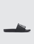 Prada Logo Slipper Picture
