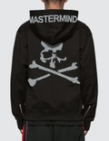 Mastermind World Beaded Skull Logo Full Zip Hoodie