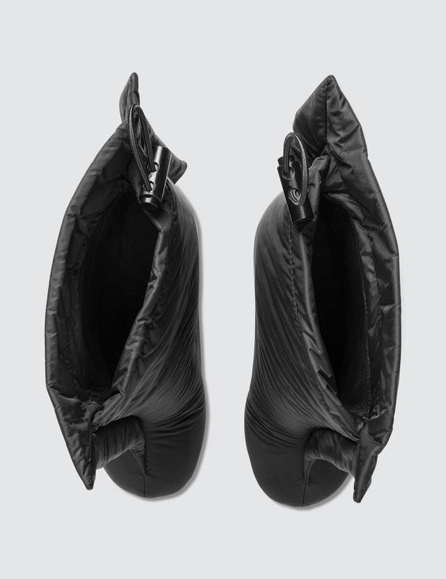 MM6 Maison Margiela Mid-Calf Rectangle Boots