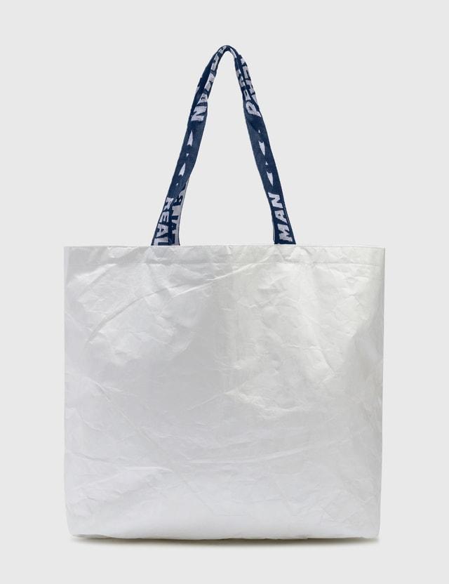 Real Bad Man A.I.S. Tyvek Tote Bag