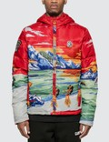 Billionaire Boys Club Everest Paradise Puff Down Jacket Picutre