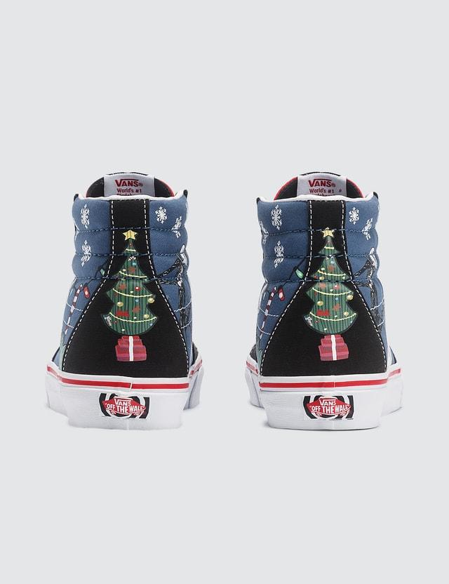 Vans The Nightmare Before Christmas x Vans SK8-HI