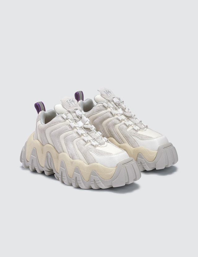 Eytys Suede Halo Sneakers