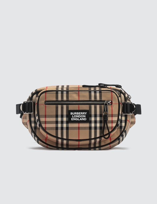Burberry Logo Belt Bag