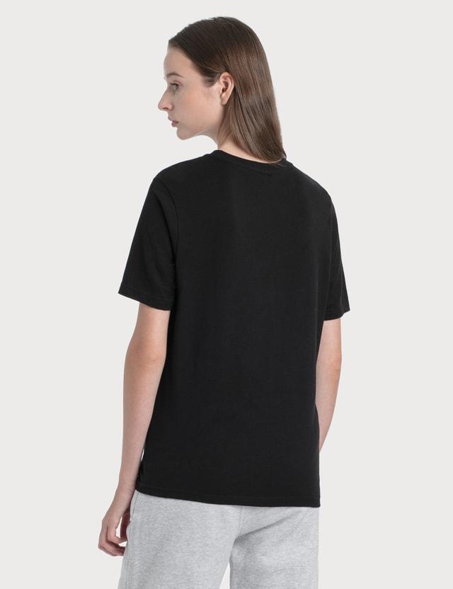 Stussy Big U T-Shirt Black Women
