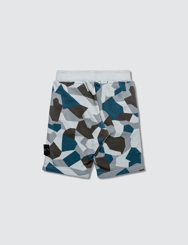 Stone Island Camo Shorts (Kids)