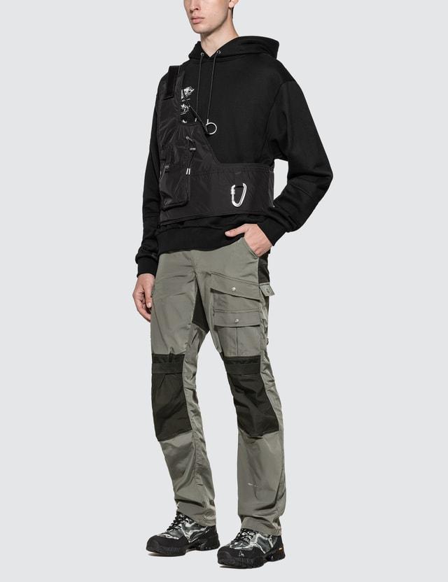 Heliot Emil Drawstring Detail Vest