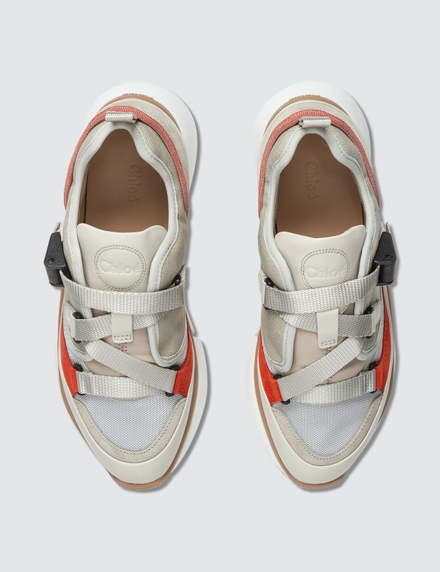 Chloé Sonnie Low-top Sneaker Light Eucalyptus Women