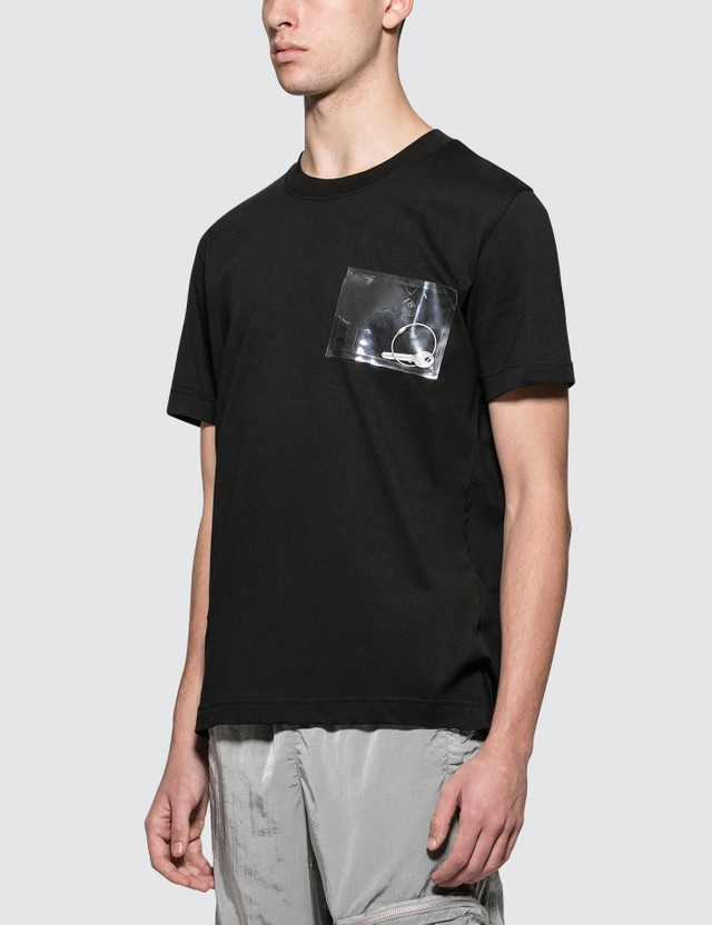 Heliot Emil S/S T-Shirt With PVC Pocket