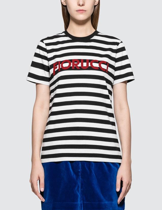 Fiorucci Fiorucci Stripe T-shirt