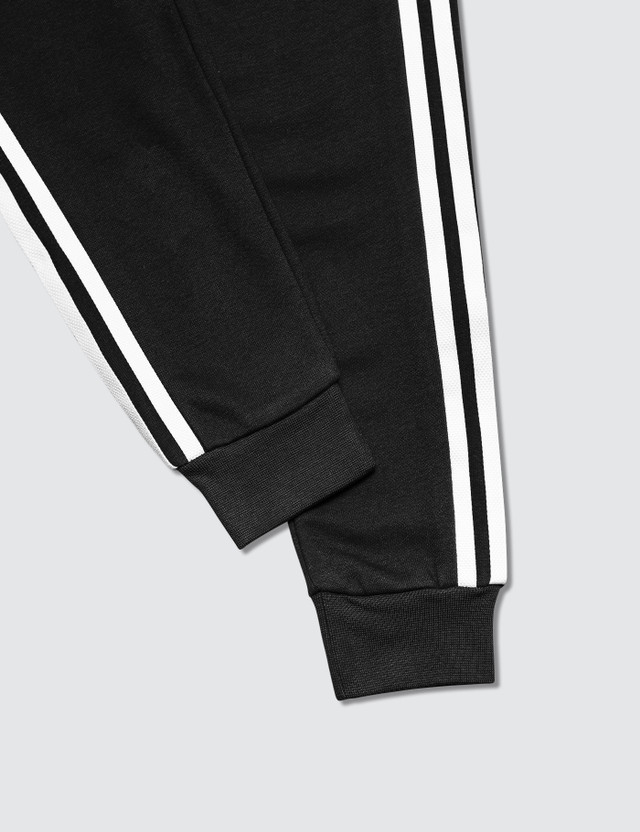 Adidas Originals Trefoil Hoodie and Pants Set Black/white Kids