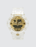 "G-Shock GA735E ""35th Anniversary Glacier Gold"" Picture"