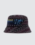 Prada Chevron Bucket Hat