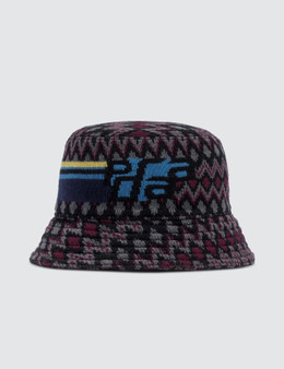 Prada Chevron Bucket Hat Picture