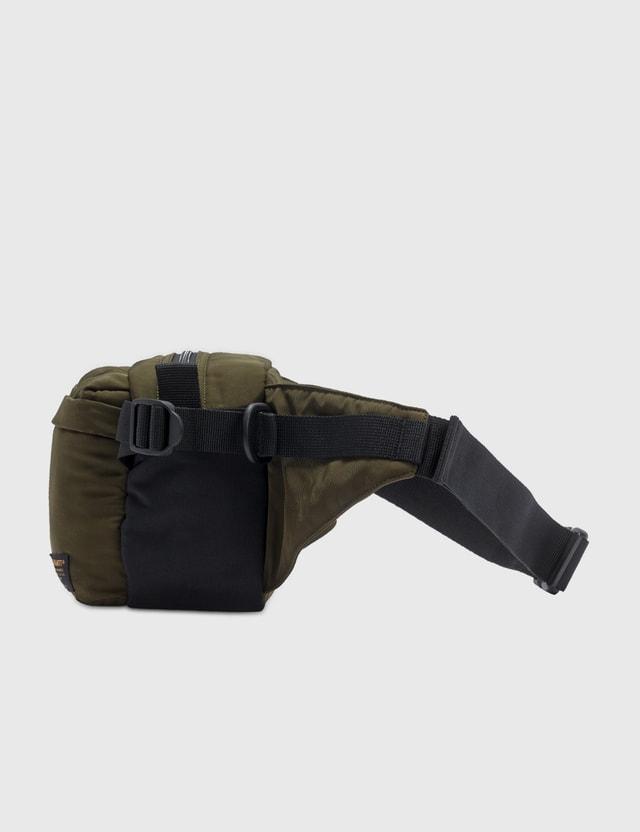 Carhartt Work In Progress Military Hip Bag Cypress / Black Men