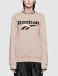 Reebok Classic Vector Logo Sweatshirt Picutre