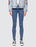 Levi's Mile High Super Skinny Jeans Picture