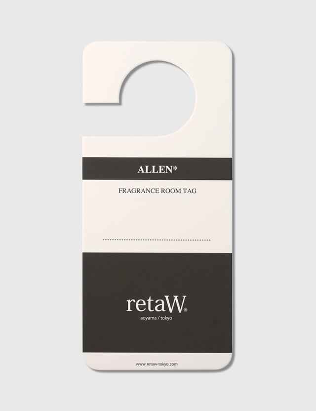 Retaw ALLEN* Fragrance 룸 테그 N/a Unisex