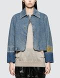 Loewe Denim Cropped Jacket Picture