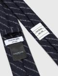Thom Browne Claasic Wool Tie
