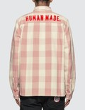 Human Made HMMD Check Shirt