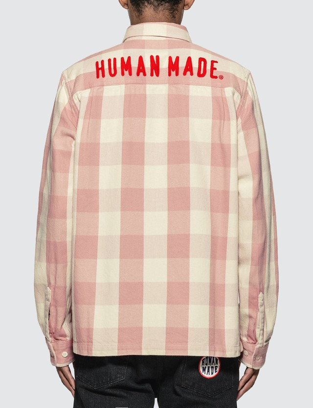 Human Made HMMD Check Shirt