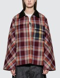 Loewe Check Jacket Picutre