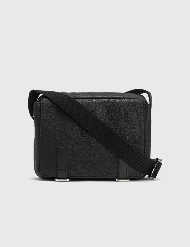 Loewe Military Messenger XS Bag Black Men