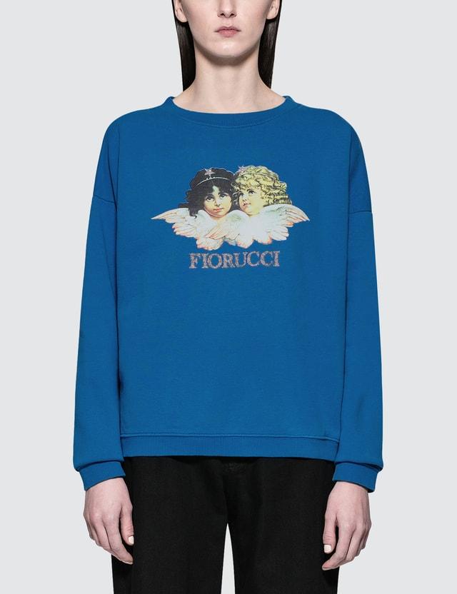 9906b516101228 Fiorucci - Foil Angels Sweatshirt