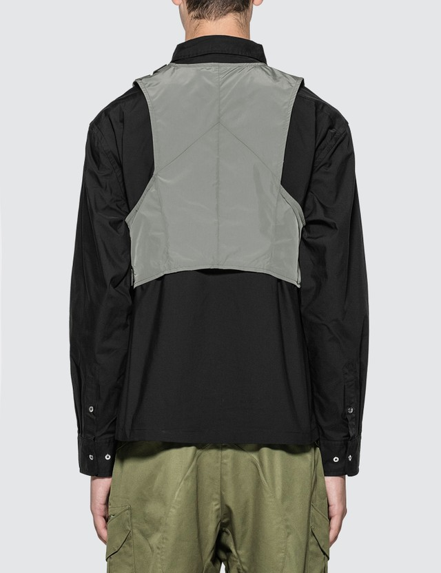 Heliot Emil Integrated Vest Shirt