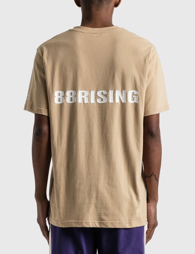 88rising 88 Core T-shirt Tan Unisex