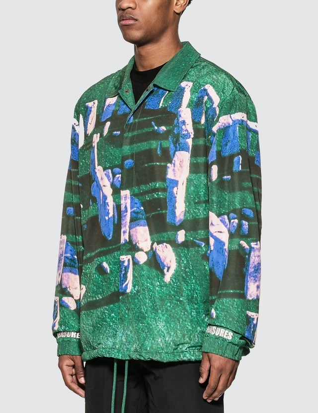 Pleasures Questions Coaches Jacket