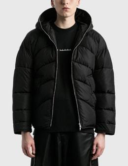 Random Identities Duvet Puffer Jacket