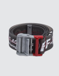 Off-White PVC Industrial Belt Picture