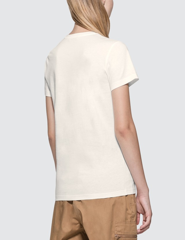 Moncler Logo Patch Basic T-shirt